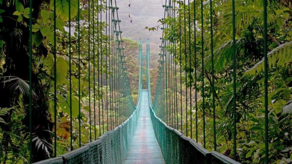monteverde costa rica puente