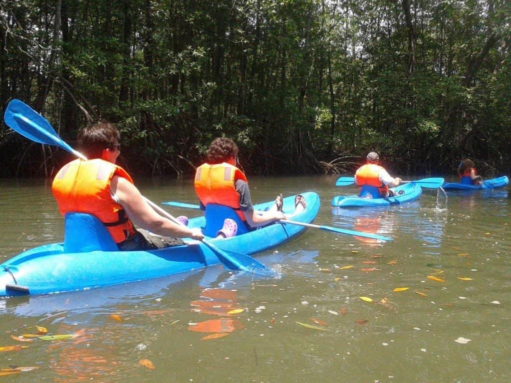 actividades en parque natural manuel antonio