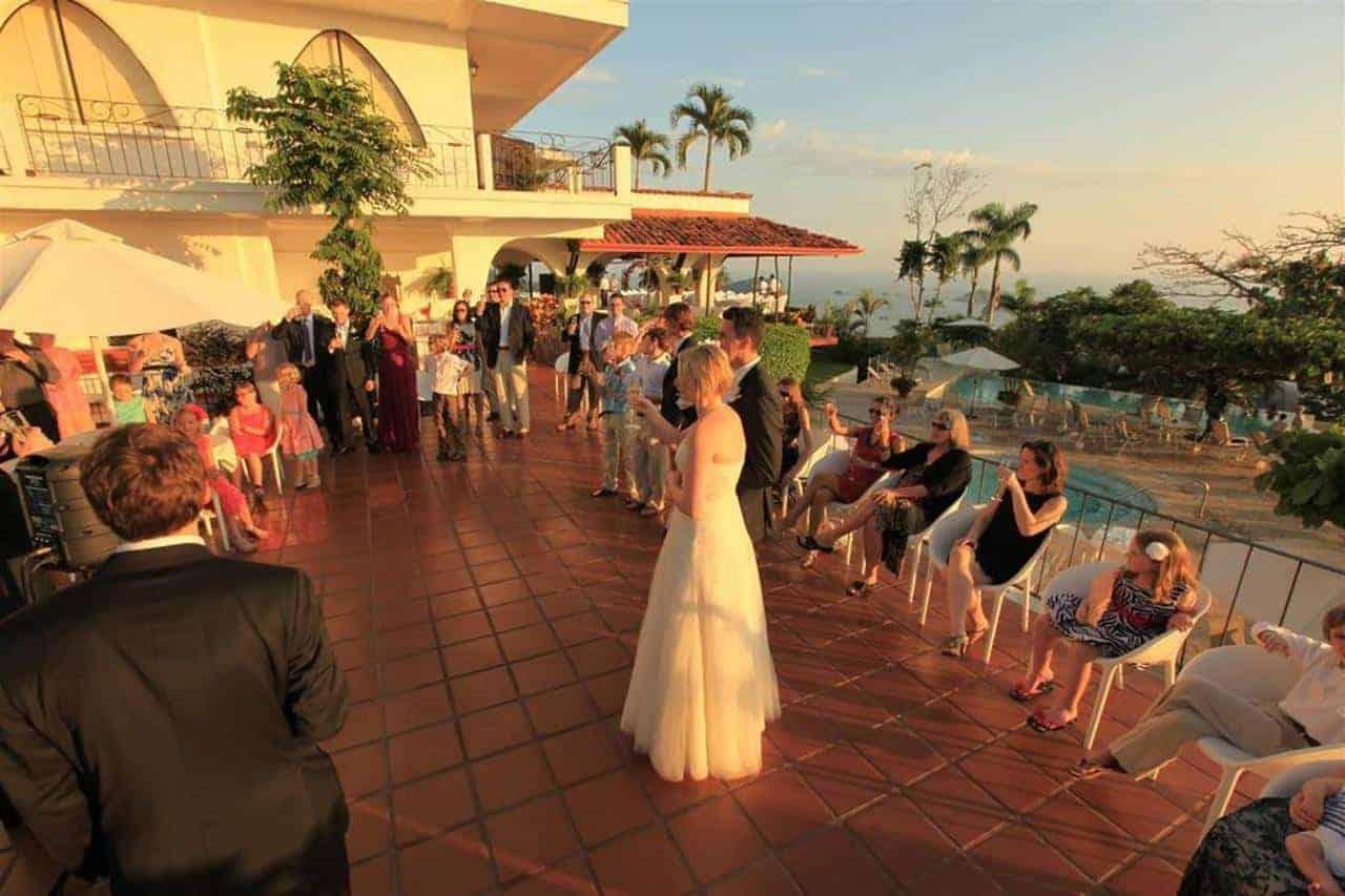 bodas en hotel la mariposa