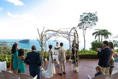 hotel la mariposa weddings