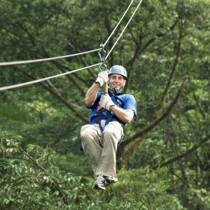zipiline canop