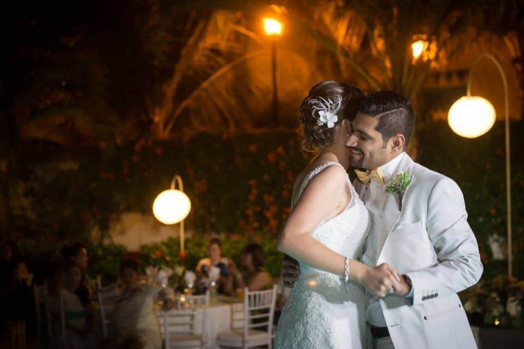 boda en hotel boutique