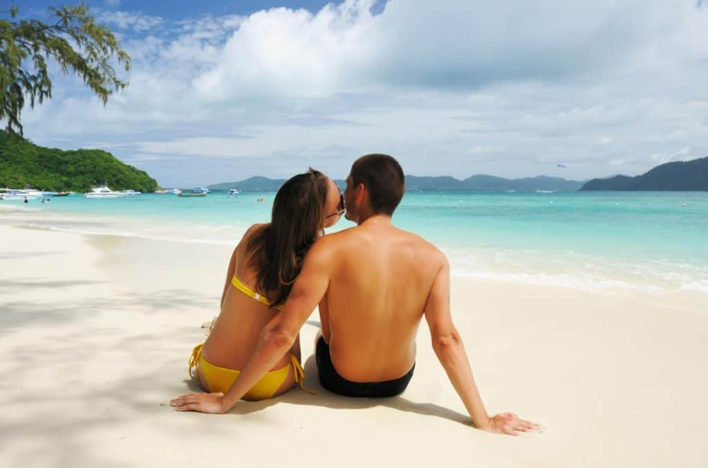 luna de miel manuel antonio playa