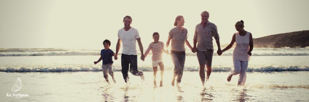 viajar en familia a Costa Rica
